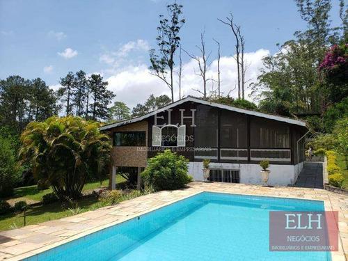 Imagem 1 de 17 de Chácara Com 4 Dormitórios À Venda, 4047 M² Por R$ 700.000,00 - Embura - São Paulo/sp - Ch0001