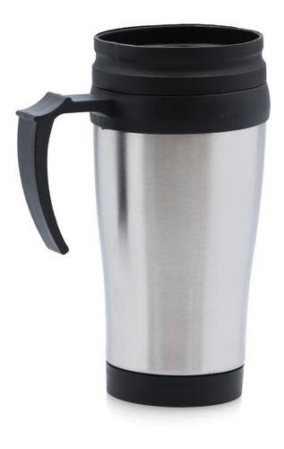 Jarro Termico Metalizado Para Cafe ,te Frio O Caliente 400ml