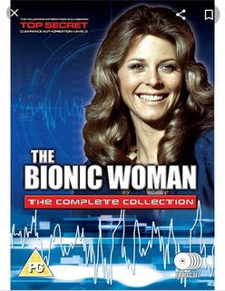 La Mujer Bionica Serie Completa Latino ( Ult Cap Subt 3x22)
