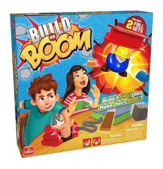 Jogo Construboom Br427 Multikids Jogo Educativo Crianças