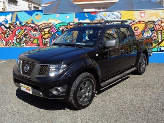 Frontier 2.5 Sv Attack 4x4 Cd Turbo Eletronic Diesel 4p M...