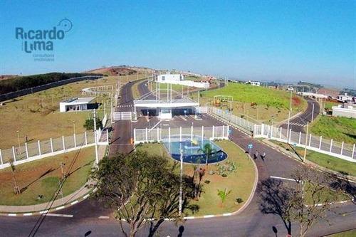 Imagem 1 de 12 de Terreno À Venda, 582 M² Por R$ 375.000,00 - Morada Do Engenho - Piracicaba/sp - Te0527