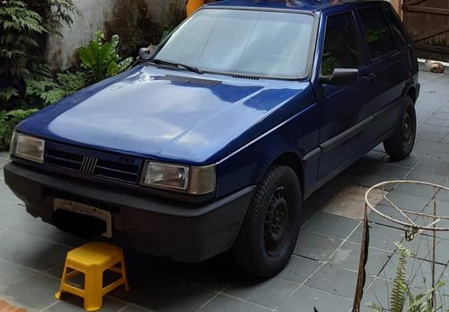 Fiat Uno Eletronic - 4p - Gasolina - Motor 1.0