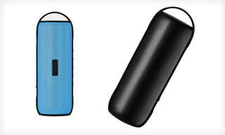 Parlante Blue Monster S327 Inalambrico Bluetooth + Radio Fm