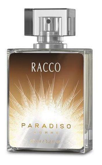 Deo Colônia Paradiso Homme Racco Oficial M8 154