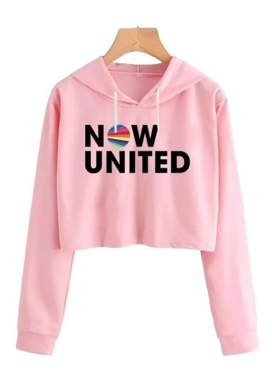 Blusinha Cropped Now United Sabina Hidalgo 03 Musica Dance