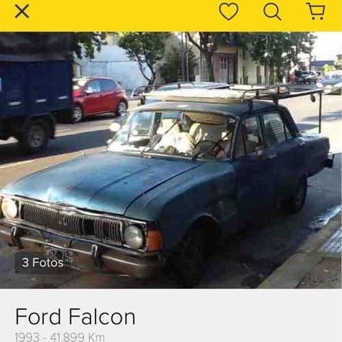 Ford Sedan 4 Puertas