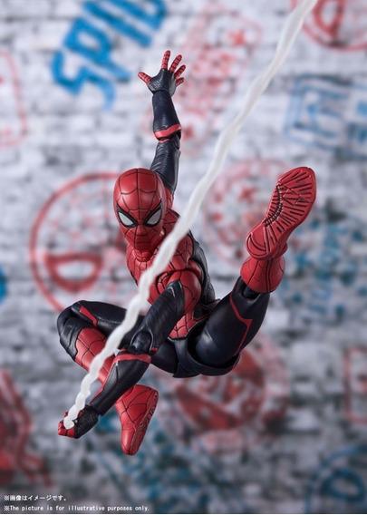 Disponible Sh Figuarts Jp Spider-man Spiderman