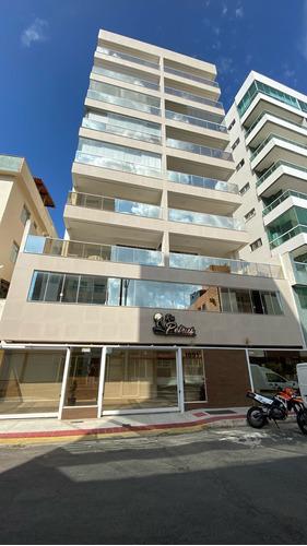 Apartamento Novo De 2 Quartos Com Varanda Na Praia Do Morro - Ap01019 - 69579011