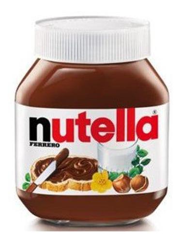 Imagen 1 de 2 de Nutella 375gr