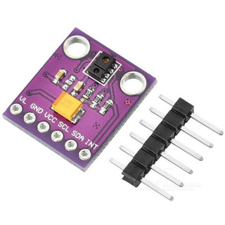 Modulo Adps9900 Sensor Luz Ambiente Rgb E Distância 100mm