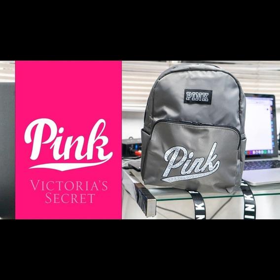 Studded V-quilt City Backpack, Mochila Victoria´s Secret