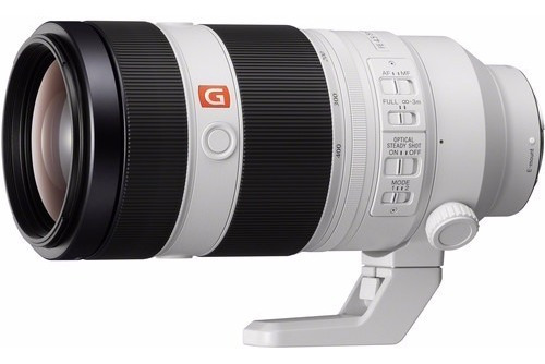Sony Fe 100-400mm F/4.5-5.6 Gm Oss Lente Lens 100-400