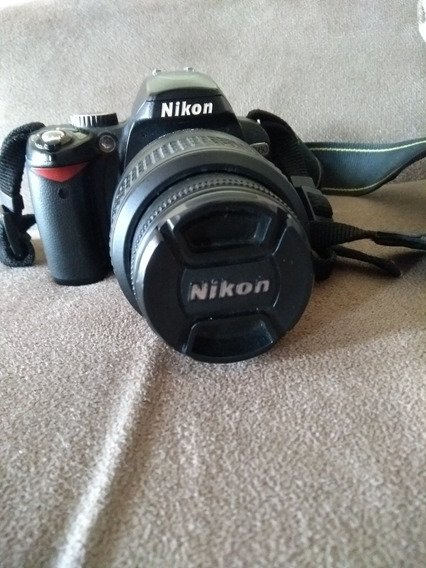Câmera Fotográfica Nikon D60