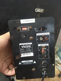 Placa Eletronica Vicini Vc7200 (completa) 100 % Funcionando