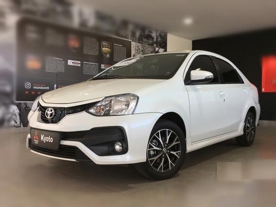 Etios 1.5 Platinum Sedan 16v Flex 4p Automático 48000km