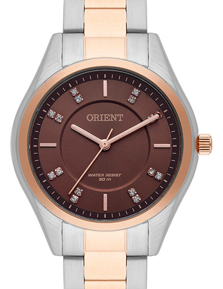 Relógio Orient Feminino Ftss0055 M1sr C/ Garantia E Nf