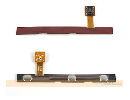 Imagen 1 de 1 de Flex Encendido Boton Power Samsung Tab 2 10 Pulgadas P5100
