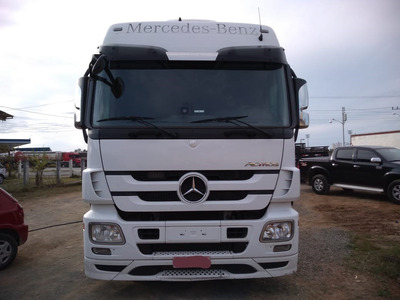 Mb Actros 2546 6x2 Ano 2012