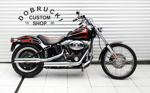 Harley Davidson Softail Fx Standard Fxst