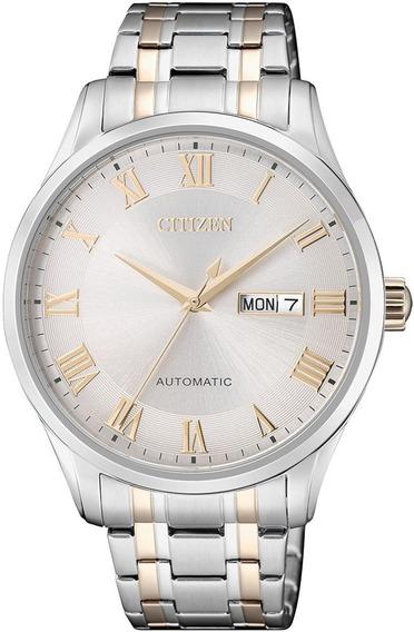 Relógio Citizen Automático Elegant Nh8366-83a / Tz20797b