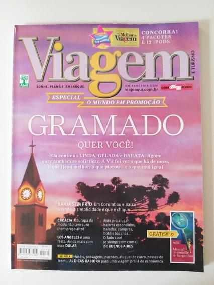 Revista Viagem E Turismo 165 De Julho De 2009