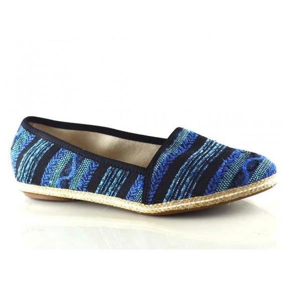 Alpargata Moleca 5249200 - Azul - Delabela Calçados