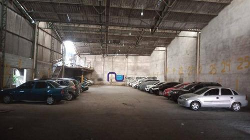 Imagem 1 de 11 de Galpão À Venda, 1000 M² Por R$ 1.700.000,00 - Jardim Matarazzo - São Paulo/sp - Ga0892