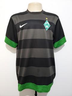 Camisa Oficial Time Werder Bremen Alemanha 2012 Away Nike G
