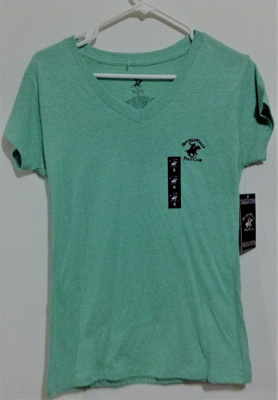 Remate Playera Beverly Hills Polo Club T S C277 - C278