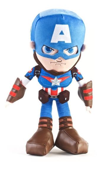 Peluche Marvel Capitan America 40cm (2437)