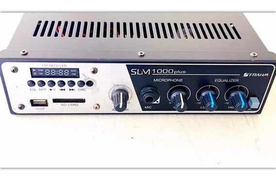 Amplificador Slim 1000 Plus - Melhor Preço Do Ml