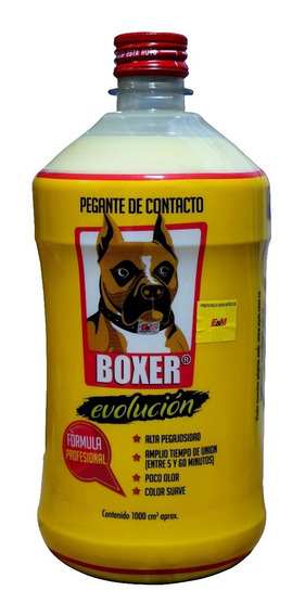 Pegante Boxer Evolution