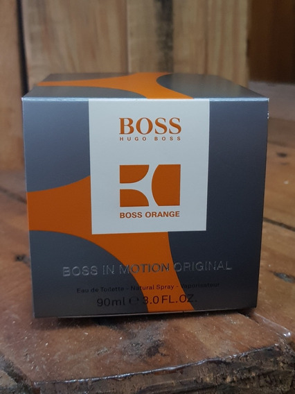 Perfume Hugo Boss Orange