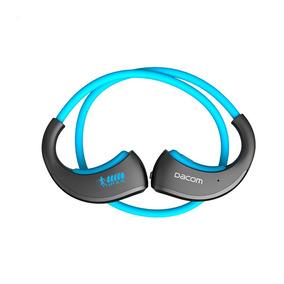 Fone De Ouvido Dacom D06 Bluetooth Azul,verm,preto + Estojo