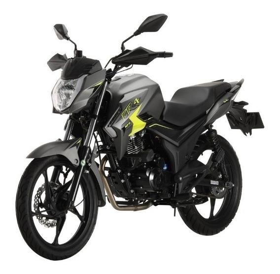 Motocicleta Akt Cr4 Se Gris 2020 Medellin Bogota