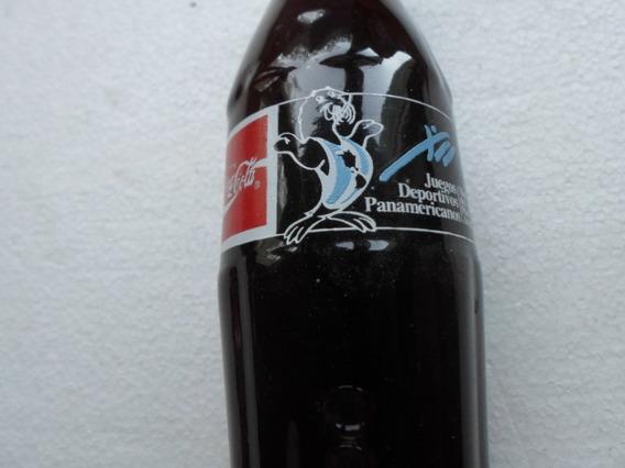Botella Coca Cola Juegos Panamericanos 95 Mar Del Plata Llen