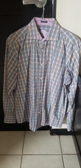 Camisa Bugatchi Uomo Classic Fit