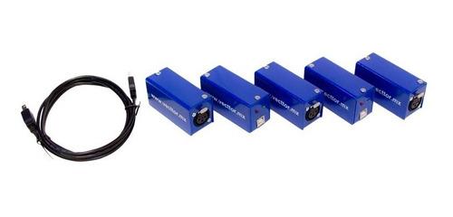 Controlador Usb Dmx 512 Basic Vecttor Distribuidorautorizado