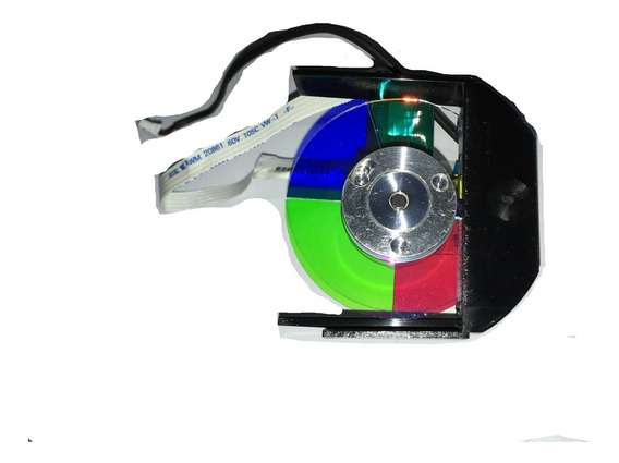 Color Wheel O Prisma Proyector Benq Ms502