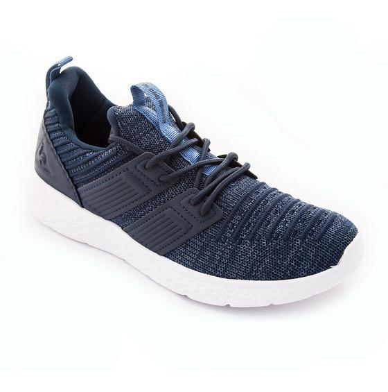 Zapatillas Le Coq Sportif Due Azul/blanco L18073