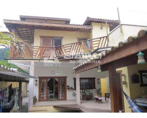 Imagem 1 de 20 de Venda Sobrado 4 Dormitórios Enseada Ubatuba R$ 820.000,00 - 33491v
