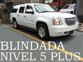Suburban 2012 Blindada Nivel 5+ Conversion Yukon Blindado