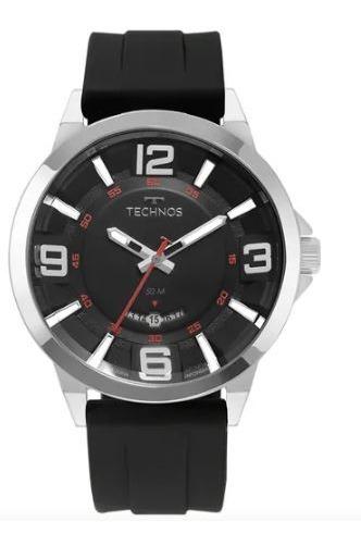 Relógio Technos Masculino Racer 2117lbn/8p