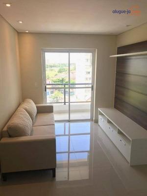 Apartamento Residencial Para Locação, Jardim Augusta, São José Dos Campos. - Ap0819