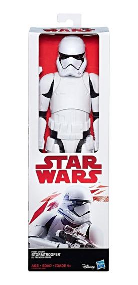 Star Wars - First Order Stormtrooper - Disney - Hasbro