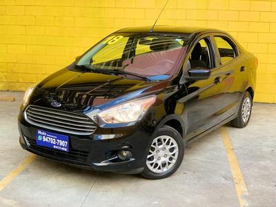 Ford Ka Sedan 1.5 Baixíssima Quilometragem Metro Vila Pruden
