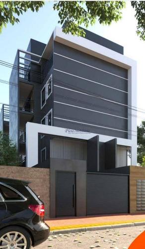Apartamento Com 2 Dormitórios À Venda, 46 M² Por R$ 324.900,00 - Casa Verde - São Paulo/sp - Ap0798