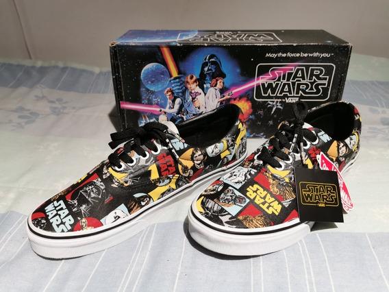 Tênis Star Wars Vans Raro (100% Original Novo E Sem Uso)