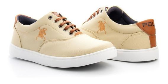 Sapato Sapatenis Lançamento Polo Winter Confortavel